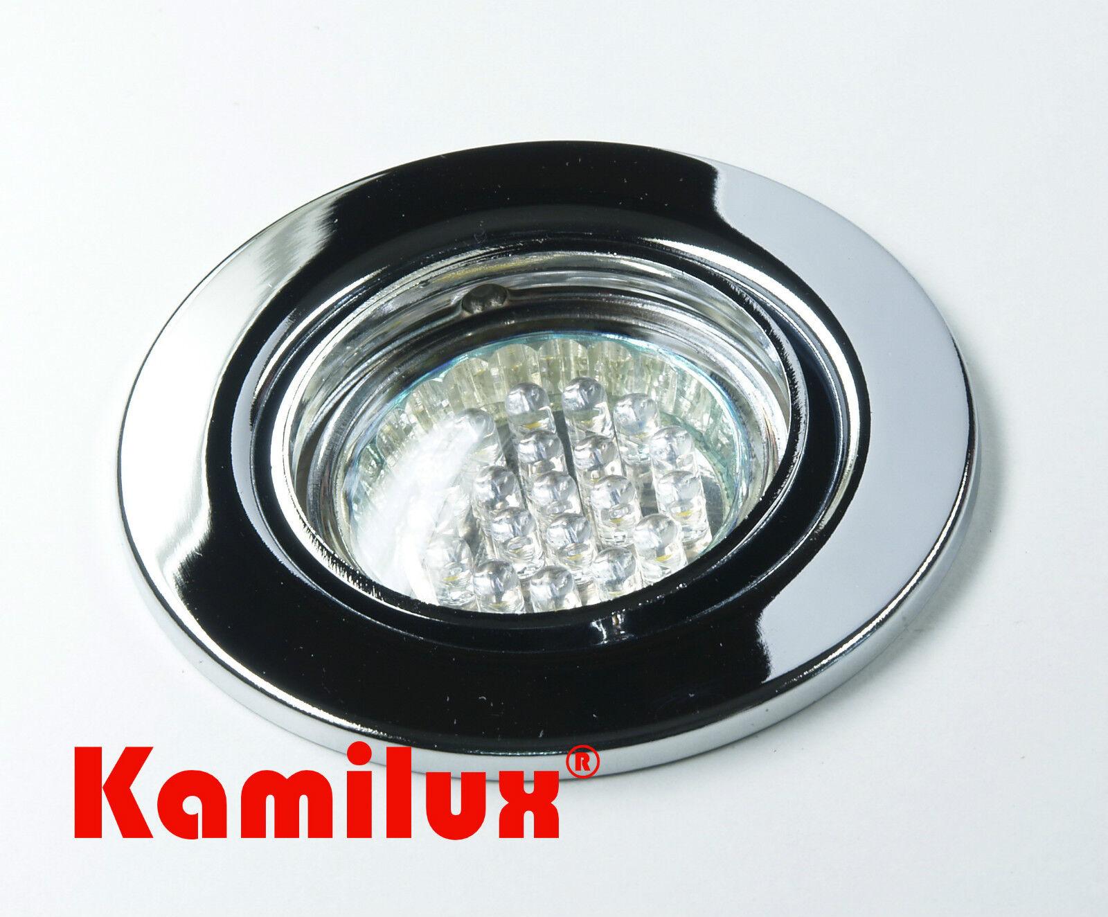 230V Einbaustrahler Einbaustrahler Einbaustrahler Tom 230V  GU10 Fassung Einbauleuchte Downlights Spot | Sonderkauf  |  7d9386