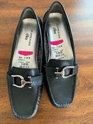 Anne Klein iflex shoes; size 7.5; black