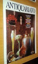 RIVISTA ANTIQUARIATO # 181-CARLTON HOBBS-ARREDI 700 A GSTAAD-MAGGIO 1996