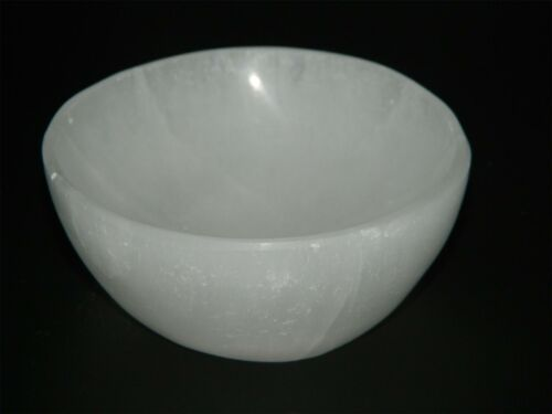 Selenite Offering//Charging Bowl//Witchcraft//Wicca//Magic//Pagan