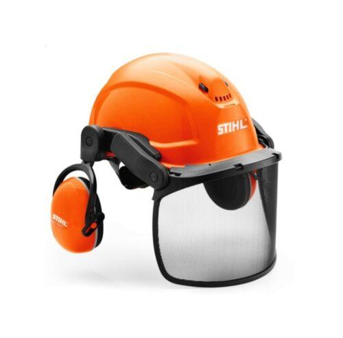 Stihl Helmset Dynamic ERGO Forsthelm Kopfschutz 0000 888 0808