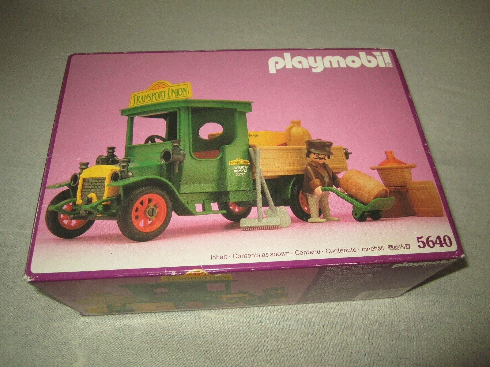 Playmobil nr  5640 victorian nostalgie rose 1900 nouveau neu-5300  Réponses rapides