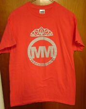MALLORY MICHAELIS med T shirt For Queen country sisters band tee cowgirl