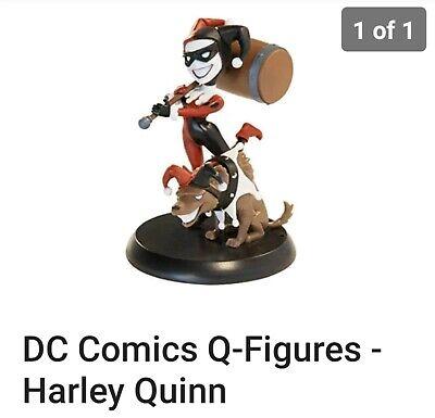 Quantum Mechanix Suicide Squad Harley Quinn DC Comics Q-Fig Vinyl Figure