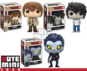amazoncom funko pop anime death note ryuk action figure