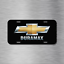 Duramax Diesel Chevy Silverado Chevrolet Vehicle License Plate Front Auto Tag