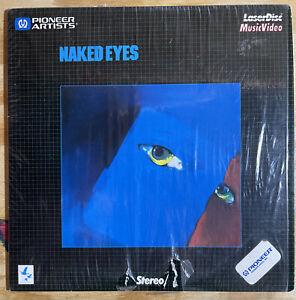 NAKED EYES 8 Laserdisc 80S Music Videos LD Promises