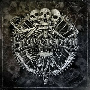 GRAVEWORM-ASCENDING-HATE-LIM-DIGIPAK-BONUSTRACK-STICKER-CD-NEW