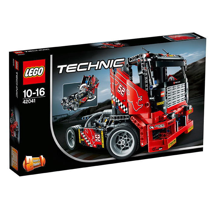 LEGO Technic Renn Truck (42041) NEU & OVP