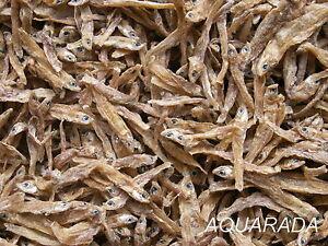 3 L Anchovies Trockenfische Stinte Fischfutter Katzenfutter Hundefutter