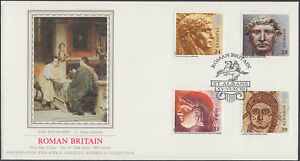 1993 Roman Britain PPS FDC St Albans SHS - High Wycombe, United Kingdom - 1993 Roman Britain PPS FDC St Albans SHS - High Wycombe, United Kingdom