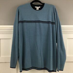 NWT-Geoffrey-Beene-Aster-Men-s-Long-Sleeve-Casual-Sweater-XL