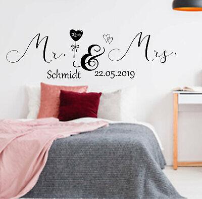 Wandtattoo Schlafzimmer Liebe Name Spruch Wandtattoo süße Träume mit Namen pm347