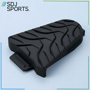 SHIMANO-SPD-SL-BIKE-SHOE-CLEAT-COVER-SH45-BLACK-WITH-ADDED-GRIP