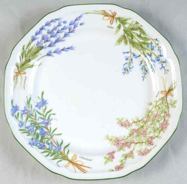 Mikasa Botanical Bouquet Dinner Plate 10.75-Inch