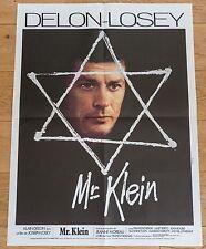 Affiche de cinéma : MR KLEIN de JOSEPH LOSEY