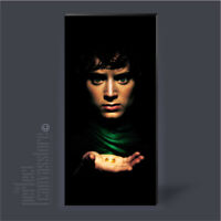 LORD OF THE RINGS - THE HOBBIT SUBERB GIANT ICONIC CANVAS ART PRINT Art Williams