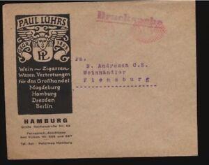 DR Infla Freistempel 15 M Drucksache Paul Lührs Werbung Hamburg 7.10.21 Moser 8