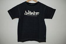 H&M DUBSTER   T-Shirt   Kurzarmshirt   Shirt Gr. 116 122 128 Jeansblau m. Print