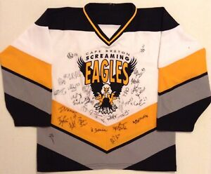 2015-16-QMJHL-Cape-Breton-Screaming-Eagles-Team-Signed-Autograph-Jersey-Dubois