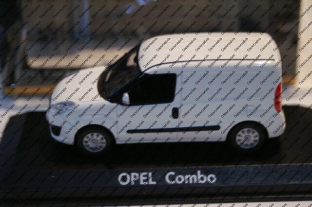 Norev Opel Combo Van White 1 43 Scale 07751000 Diecast Ebay