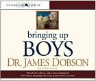Bringing up Boys : Practical Advice and Encouragement for Those Shaping the Next Generation of Men by James C. Dobson (2001, CD, Abridged)