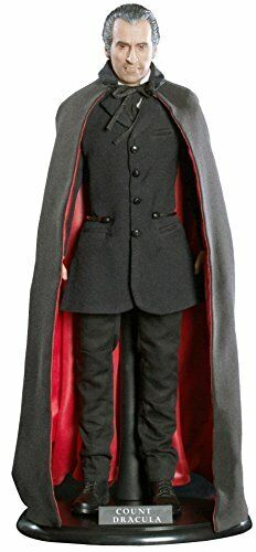 Star Ace Toys Scars Of Dracula  Christopher Lee Conte Dracula Action Figure (