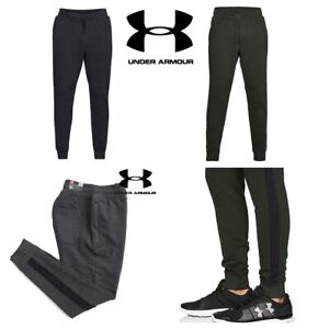 Under-Armour-Mens-Joggers-Sweatpants-Microthread-Tracksuit-Bottoms-Fleece-Pant