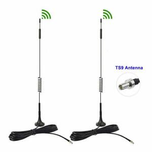 2-Pack-3G-4G-LTE-7dBi-Magnetic-Base-TS9-Antenna-for-MiFi-Mobile-Hotspot-Router