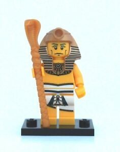 NEW-LEGO-MINIFIGURES-SERIES-2-8684-Egyptian-Pharaoh