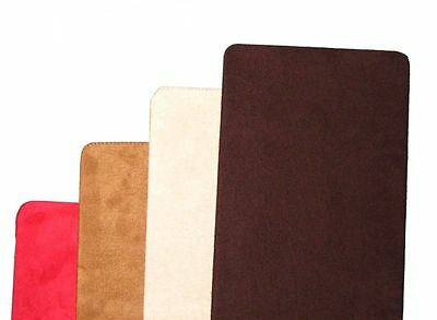 Customize Microfiber Suede Bag Base Shaper Board Liner for Medium Size bag