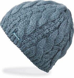 najniższa cena wybór premium sprzedaż hurtowa Details about Dakine VINE Womens 100% Acrylic Chunky Cable Knit Beanie  Bluestone NEW Sample