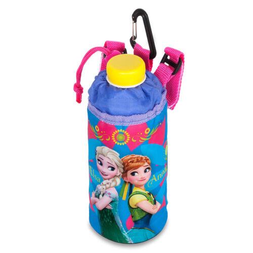 Disney Water Bottle Cover Case bike Cars Minnie Mickey Frozen Princess Star Wars