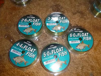 Drennan Floatfish 100 Metri Stickfloat Anglers Luv It!!-