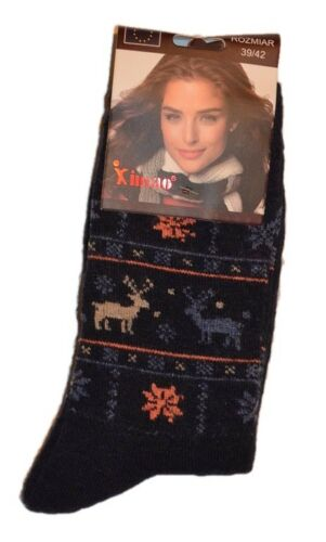 Ladies/' Winter Angora Thermal Socks Very Warm High Quality
