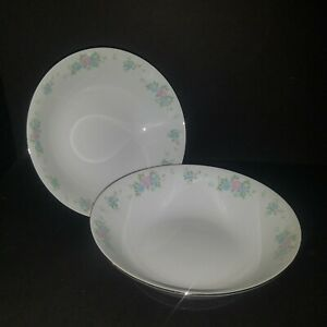 Prestige-China-Garden-Round-Serving-Bowls-2-Vintage-Jian-Shiang-Retired-214