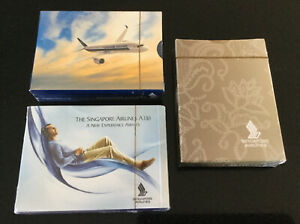 Singapore-Airlines-3x-Deck-of-Playing-Cards