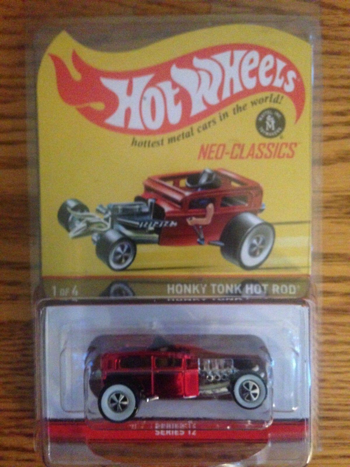 Hot Wheels Honky Tonk Hot Rod Neo-Classics RLC