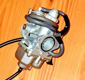 Details About Honda Recon 250 Atv Original Honda Keihin Carburetor Carb 1997 2020