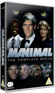 Nuovo Manimal - la Serie Completa DVD