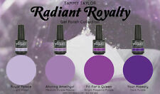 "Tammy Taylor Nails - ""RADIANT ROYALTY"" COLLECTION GEL POLISH COLORS"