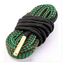 Bore Rope Cleaning Snake 22 Cal 5.56mm 223 Calibre Hunting Barrel Cleaner