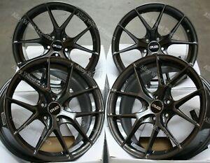 """19"""" Grey GTO Alloy Wheels Fits Cadillac Chevrolet Captiva Cruze Orlando + Tyres"""