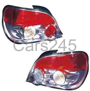 subaru impreza 2005 2007 tail light rear lamp right rh. Black Bedroom Furniture Sets. Home Design Ideas