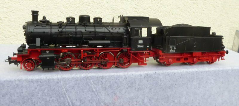 Liliput 131566 H vapor BR 56 444 DB DB DB era 3, intercambio de simulaciones digitales, a52