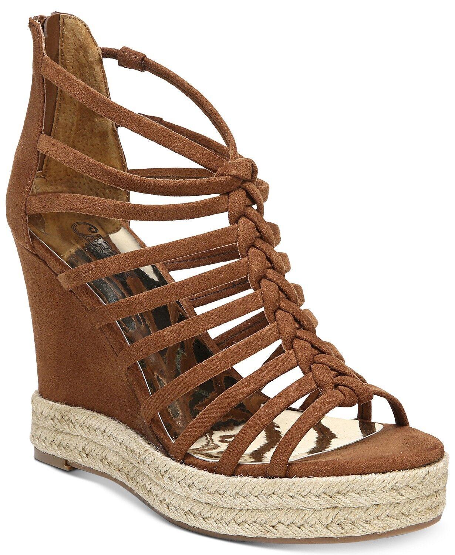 Carlos Sandals Santana Camilla Platform Wedge Sandals Carlos Ladies Shoes Womens Size 10 M 20dbda