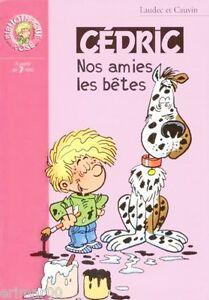 CEDRIC-Nos-amies-les-betes-LAUDEC-CAUVIN-Bibliotheque-Rose-1431