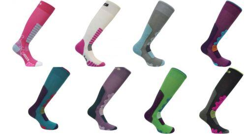 Eurosocks Women/'s Medium Weight OTC Snow Socks  Many Styles Colors and Sizes