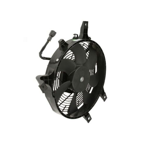 A//C Condenser Fan Assembly TYC 610630 for Nissan Frontier Xterra 2001-2004