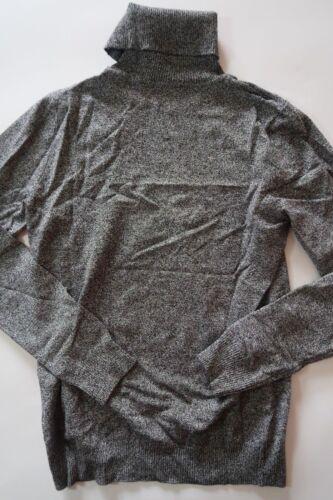 NEW ANDREW MARC Womens Turtleneck Sweater Purple//Black//White//Grey Sizes Vary